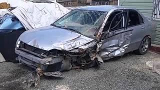 видео Запчасти Mitsubishi Lancer 9