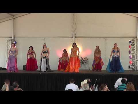 Harem Veil Dance MCF 2016