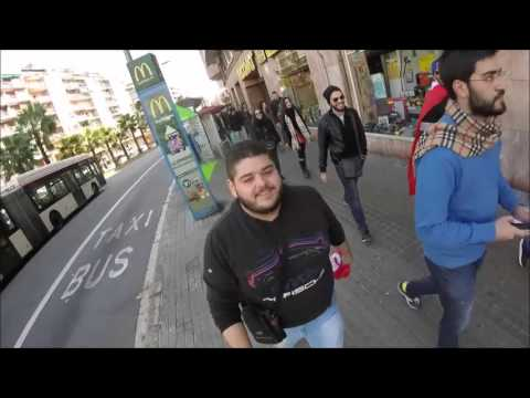 Porto - Barcelona Trip