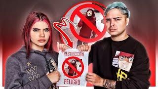Tenemos una orden de restricción contra el hater de TikTok…
