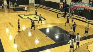 Open Practice: Developing Interchangeable Perimeter & Post Players - Matt Painter