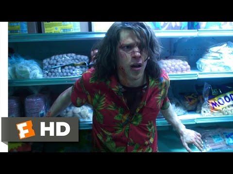 American Ultra (8/10) Movie CLIP - Supermarket Skirmish (2015) HD