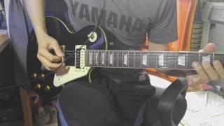 """[ハイキュー!! 烏野高校 VS 白鳥沢学園高校 OP] BURNOUT SYNDROMES """"ヒカリアレ"""" Guitar cover"""