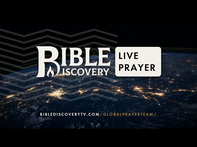 Live Prayer Meeting | June 25, 2021