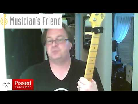 Musicians Friend Review RESOLVED