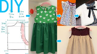 DIY[Princess sewing: 원피스 1/ Dr…