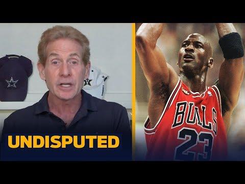 MJ had the 'killer mentality' that LeBron lacks — Skip Bayless | NBA | UNDISPUTED
