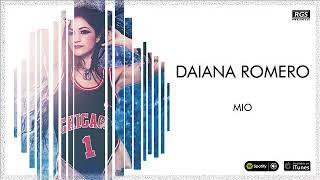 Daiana Romero. Mio. Pop Latino
