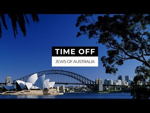 Time Off: Jews Of Australia