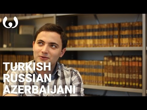 WIKITONGUES: Tural Speaking Azerbaijani, Turkish and Russian
