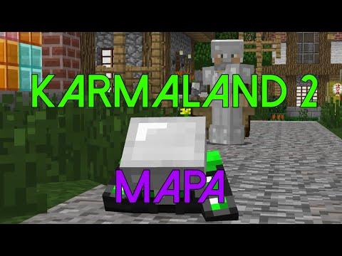 MAPA OFICIAL KARMALAND 2 | Vegetta777 | Willyrex | BysTaXx