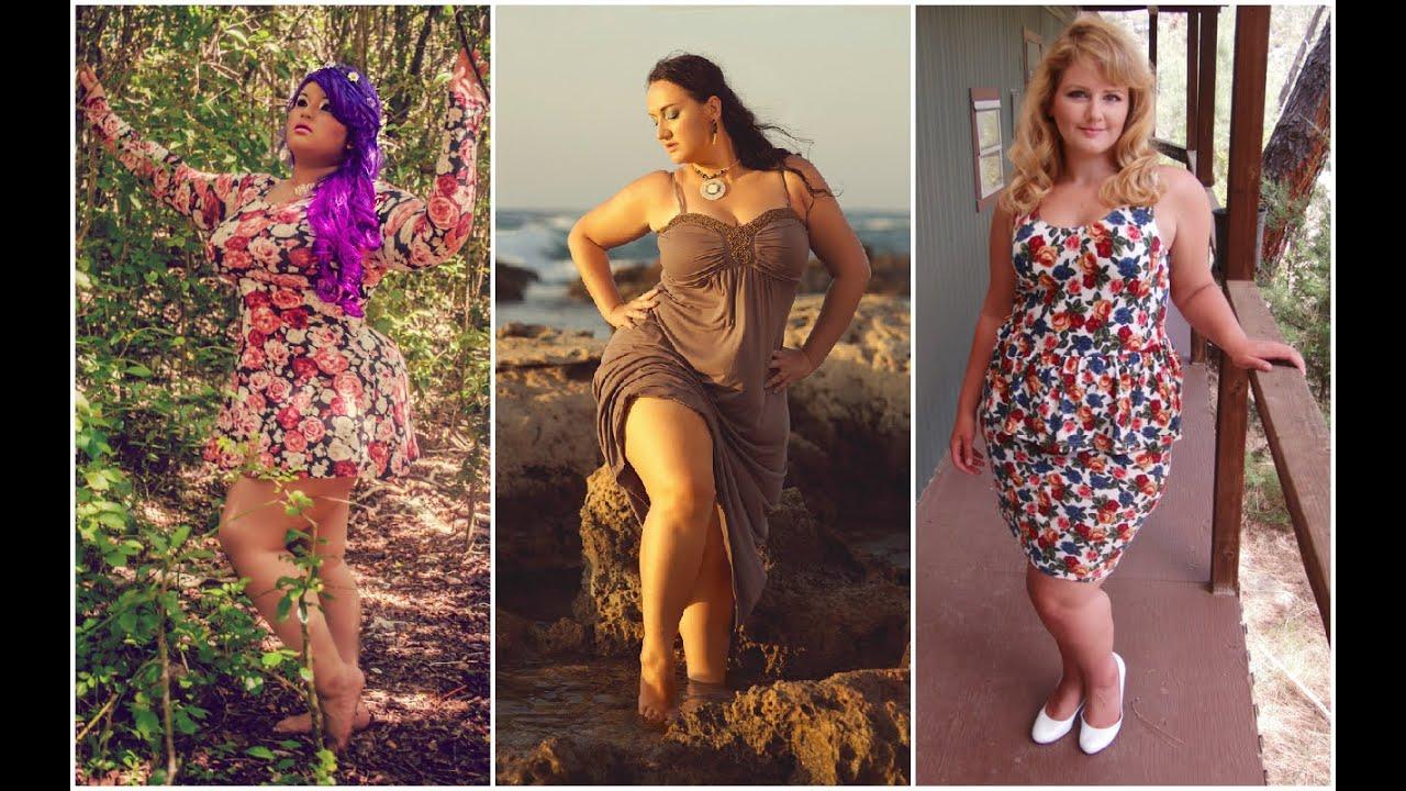 Modas de vestidos de gorditas