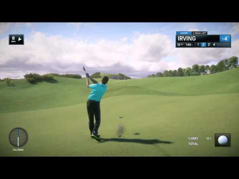 EA SPORTS™ Rory McIlroy PGA TOUR® 149 yd chip in eagle
