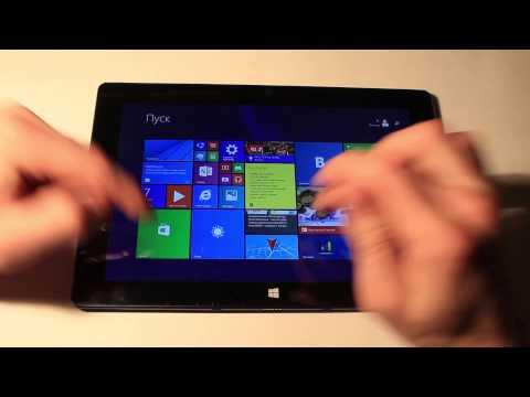 Полезные настройки и функции Windows 8.1 для планшета