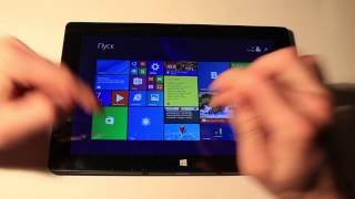 обзор планшета на Windows 8 1