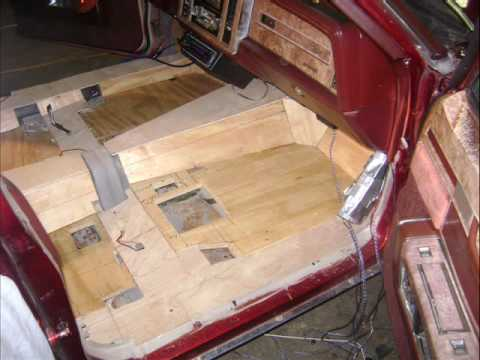 Hard Wood Floors In Car Youtube