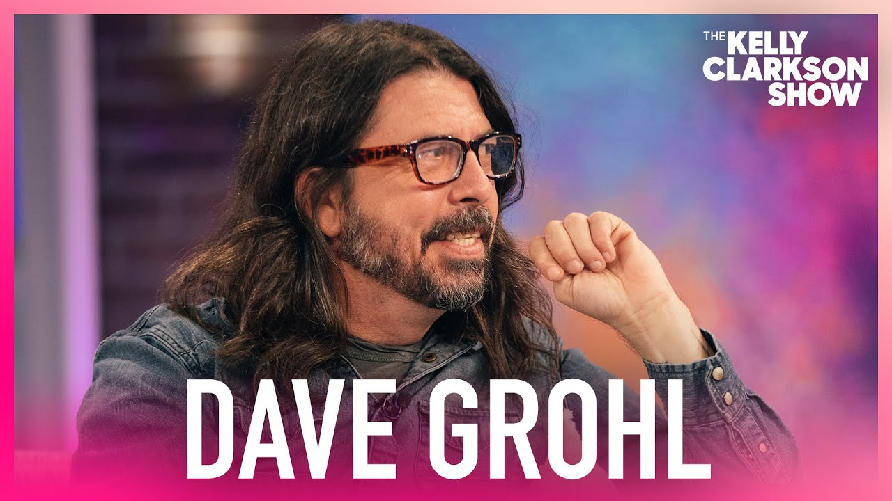 Dave Grohl Has A Devious Plan If His Daughters Date Musicians Someday