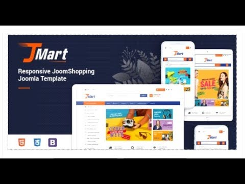 JMart - Multipurpose JoomShopping ECommerce Joomla Template | Themeforest Templates