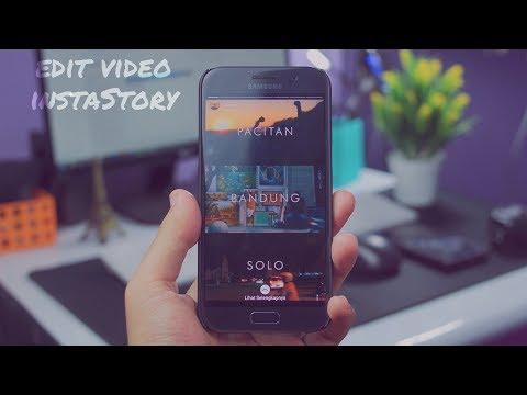 Cara Edit Video Split for instaStory di Android | Trik INSTAGRAM
