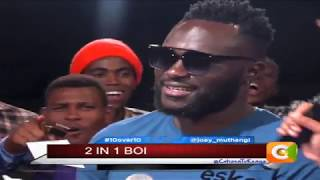 Naiboi: I am releasing Part 2 of the 2 in 1 video next week #10over10