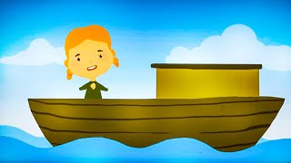 Dziecięce Przeboje - Barka (oficjalny teledysk)
