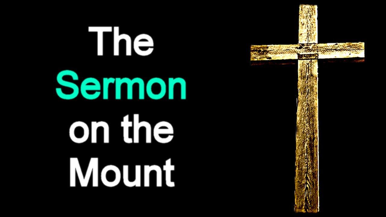 The Sermon On Mount