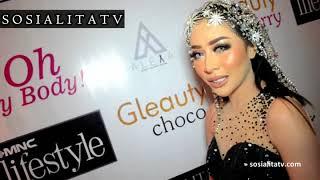 Spektakuler Syahrini di Grand Launching KLT di Surabaya