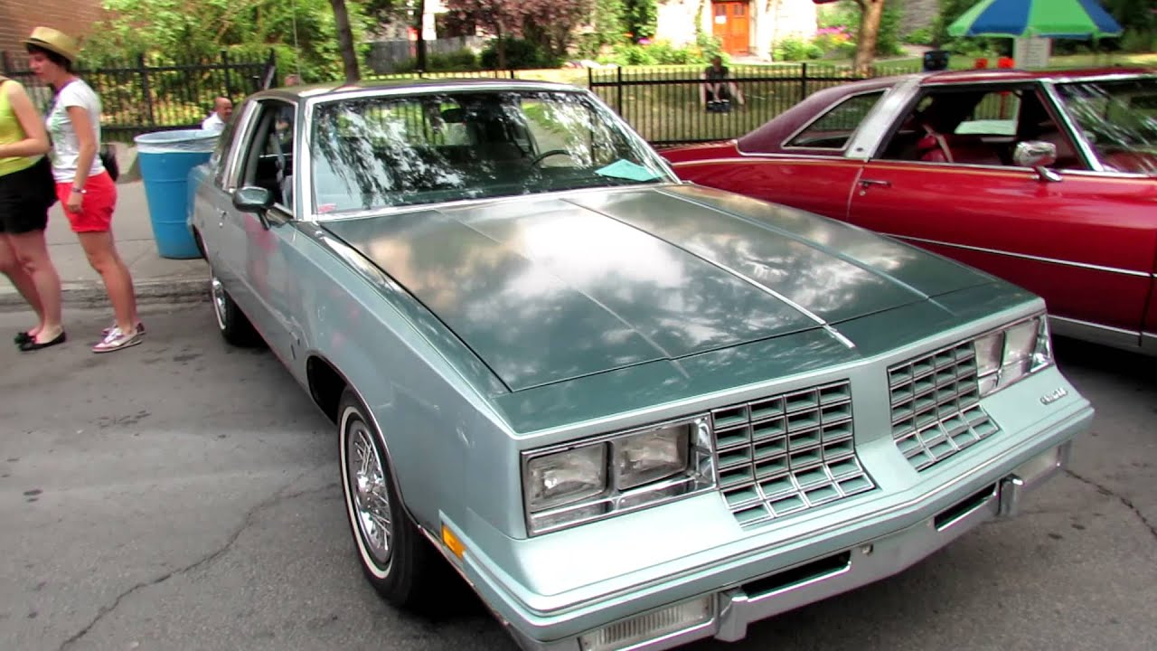 1981 oldsmobile cutlass supreme exterior and interior saint catherine street montreal quebec youtube 1981 oldsmobile cutlass supreme exterior and interior saint catherine street montreal quebec