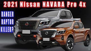 2021 Nissan Navara International release