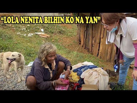 BIBILHIN NAMIN LUMANG DAMIT NI LOLA NENITA -  (2020)