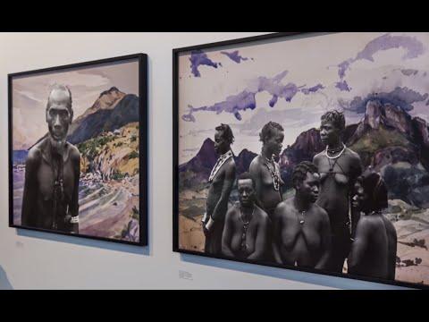 Beauté Congo - Visite - La jeune génération - 2015