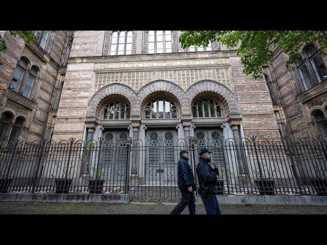 Berlin: Antisemitische Aktionen