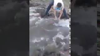 Subhanallah..kemanakah air ini menghilang?