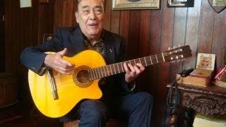 Óscar Avilés y su huella en la historia del criollismo