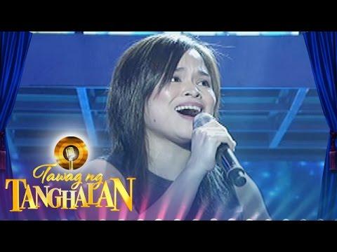 Tawag ng Tanghalan: Jennie Gabriel | Greatest Love Of All