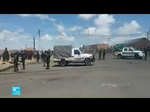 بوليفيا: مقتل ثلاثة محتجين خلال عملية أمنية لفك حصار عن منشأة نفطية  - نشر قبل 2 ساعة