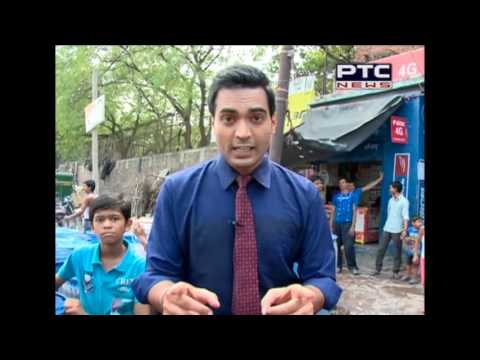water crisis in Delhi | PTC News Special report | June 6, 2016