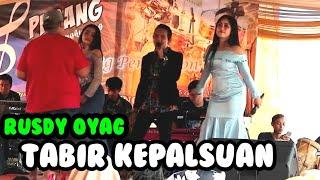 Live show Rusdy Oyag Tabir Kepalsuan