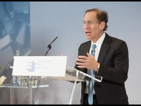 Dr Robert Langer - The struggles and dreams of a young engineer