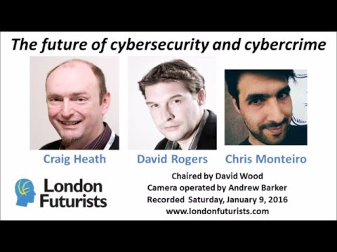 The future of cybersecurity and cybercrime