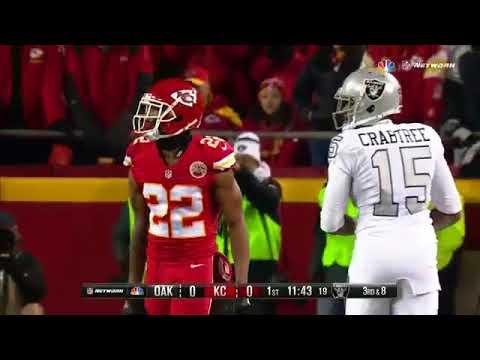 2016 - Raiders @ Chiefs Week 14 TNF