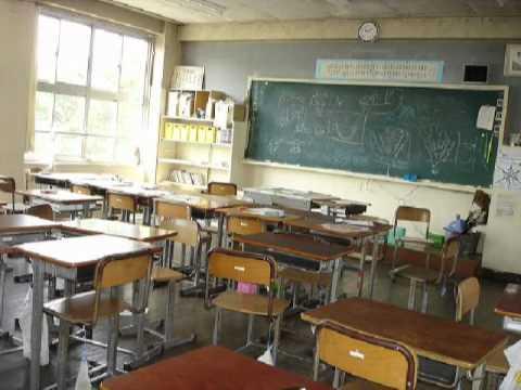 舞鶴市立 白糸中学校 校舎見学 ...