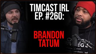 "Timcast IRL - Half Chewed ""SpeedBall"" Drug Found With George Floyd's DNA On It w/ Brandon Tatum"