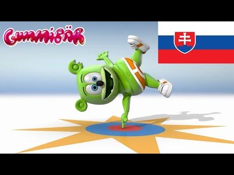 Ja Som Len Z Gumy Macko HD - Long Slovak Version - 10th Anniversary Gummy Bear Song