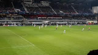 FC Viktoria Plzeň - AS Roma 2:1 12.12. 2018