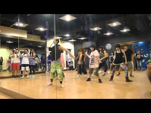 A Ching阿慶Choreo. Bitter:Sweet - Dirty Laundry. @新竹MIX 20110902