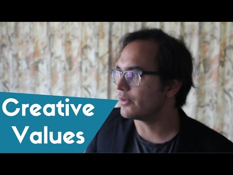 How To Live As A Creative Person: Creative Values Of The Creative Mind