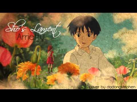 Sho's Lament - Sho's Klage Arrietty (German Male Cover)