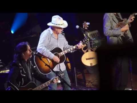 Jerry Jeff Walker and The Nitty Gritty Dirt Band - 'Mr Bojangles' (Nashville, 2015)