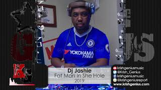 Dj Jashie - Fat Man In She Hole (Official Audio 2019)